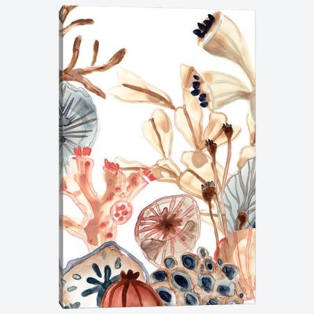 Ocean Chorus IV Canvas Print #JEV2998} by June Erica Vess Canvas Print