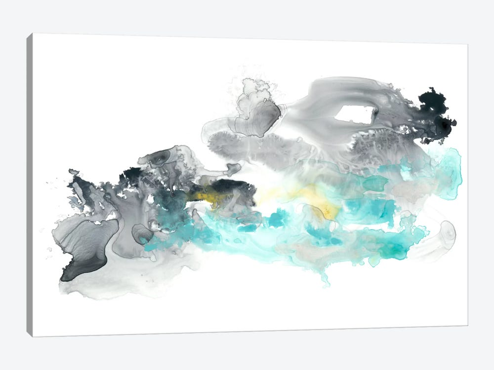 Lunar Veil III by June Erica Vess 1-piece Canvas Print