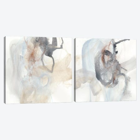 Supposition Diptych Canvas Print Set #JEV2HSET024} by June Erica Vess Canvas Print