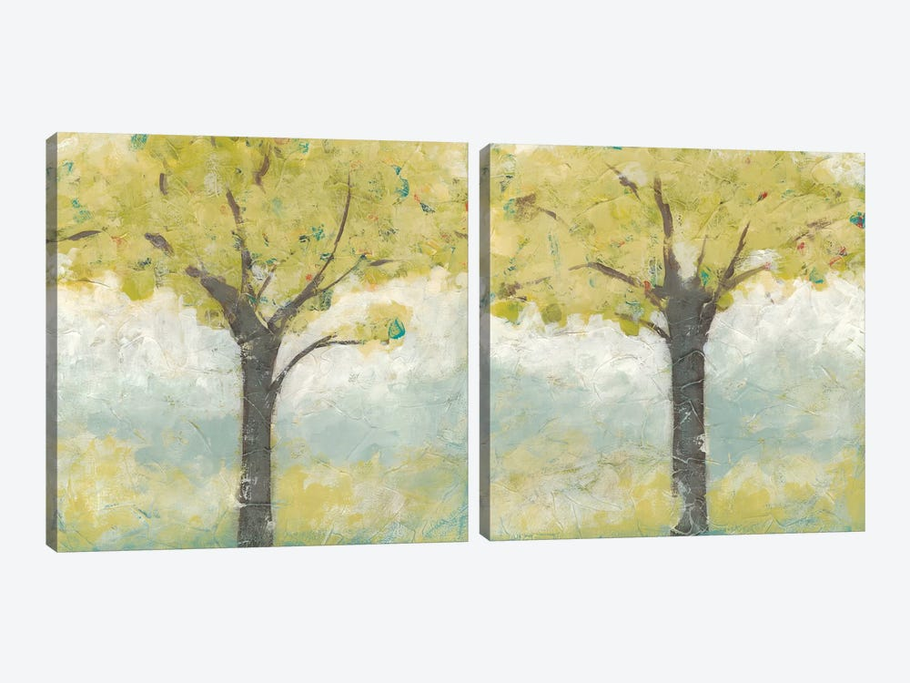 Spring Arbor Diptych by June Erica Vess 2-piece Canvas Artwork