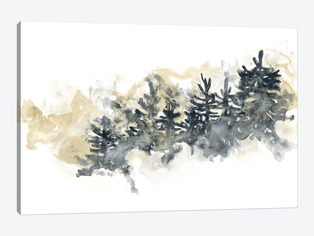 Misty Hillside II by June Erica Vess 1-piece Canvas Wall Art