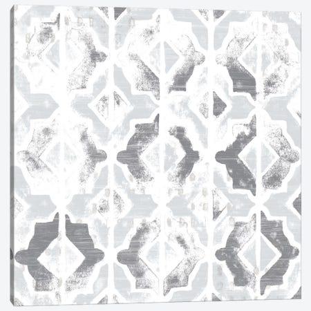 Monoprint Tile VII Canvas Print #JEV310} by June Erica Vess Canvas Artwork