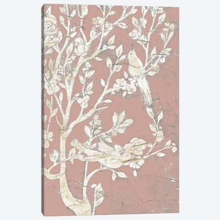 Sweet Chinoiserie II Canvas Print #JEV346} by June Erica Vess Canvas Wall Art