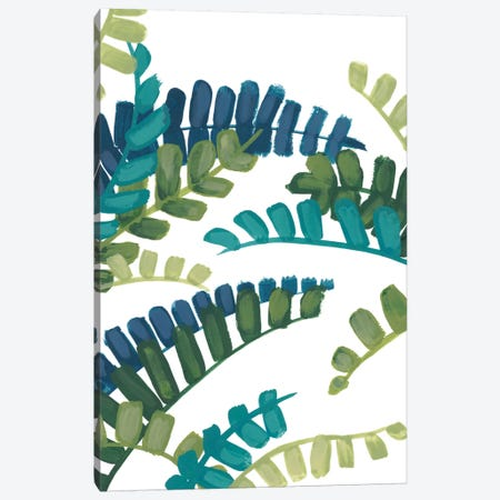 Tropical Thicket IV Canvas Print #JEV350} by June Erica Vess Canvas Art
