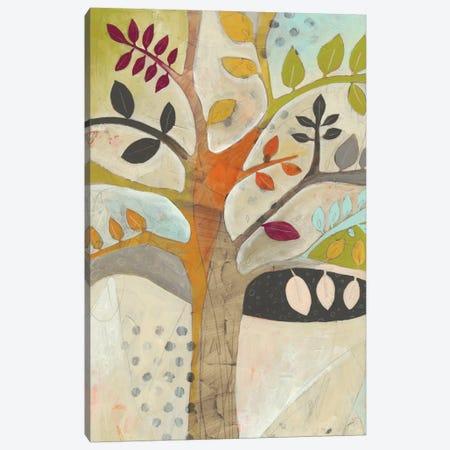 Forest Spectrum I Canvas Print #JEV35} by June Erica Vess Canvas Artwork