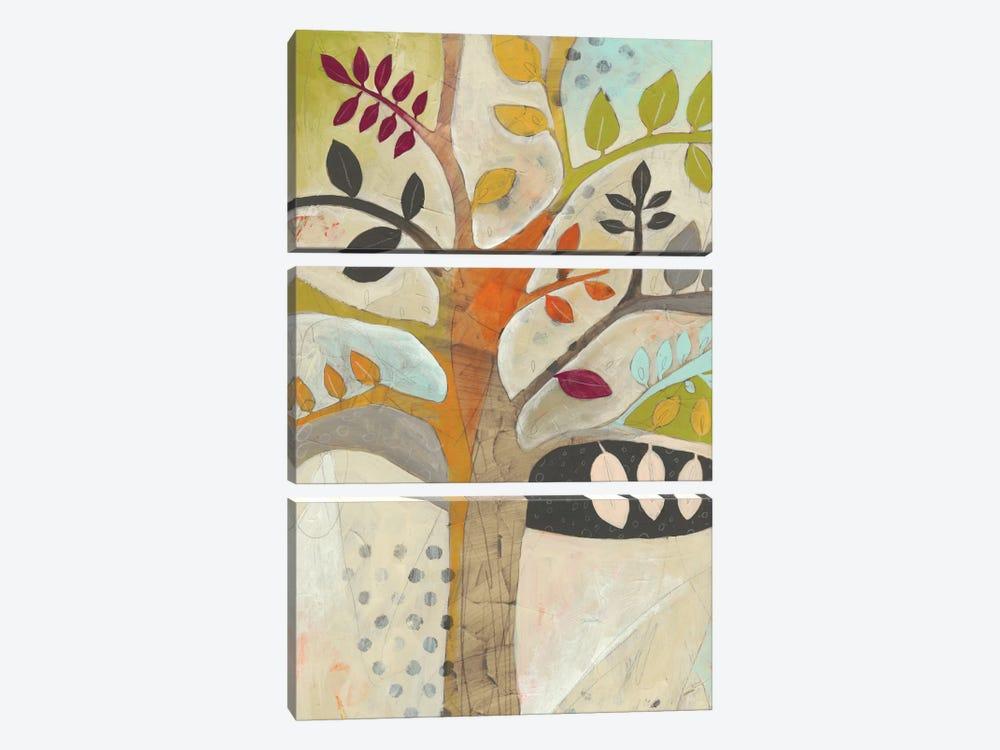 Forest Spectrum I by June Erica Vess 3-piece Canvas Art