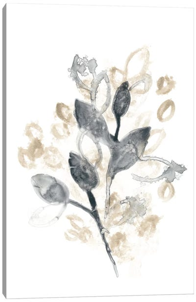 Bronze Bouquet II Canvas Art Print
