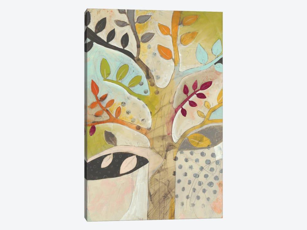Forest Spectrum II by June Erica Vess 1-piece Canvas Print