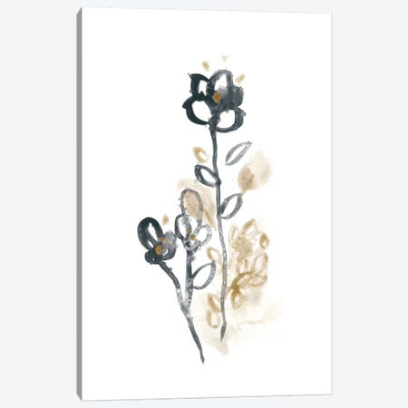 Bronze Bouquet IV Canvas Print #JEV370} by June Erica Vess Canvas Artwork