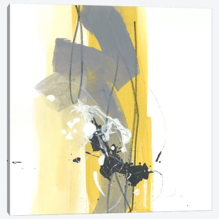 Catch Phrase I Canvas Print #JEV371} by June Erica Vess Canvas Artwork