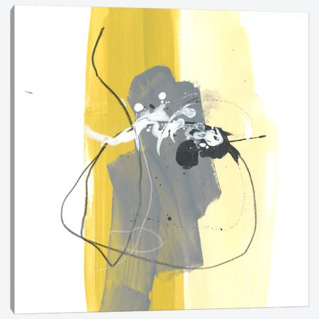 Catch Phrase III 3-Piece Canvas #JEV373} by June Erica Vess Canvas Artwork