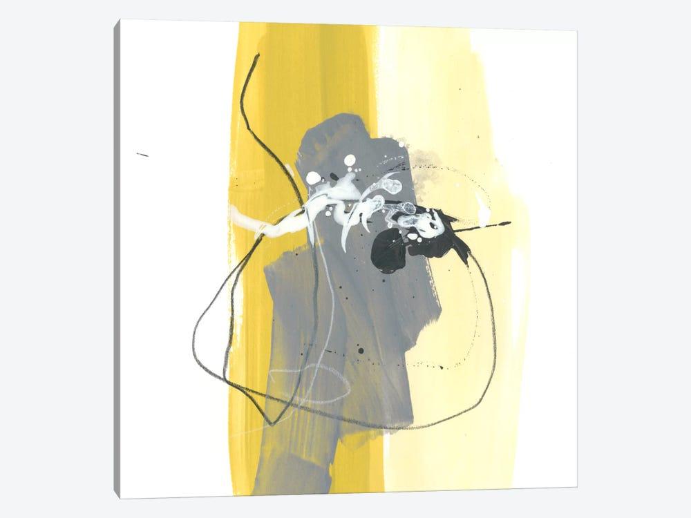 Catch Phrase III by June Erica Vess 1-piece Canvas Artwork