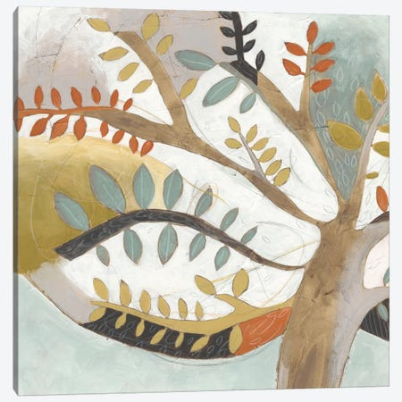 Arbor Whimsy I Canvas Print #JEV37} by June Erica Vess Canvas Artwork