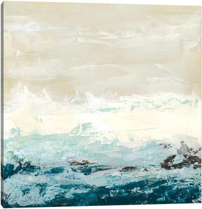 Coastal Currents I Canvas Print #JEV3