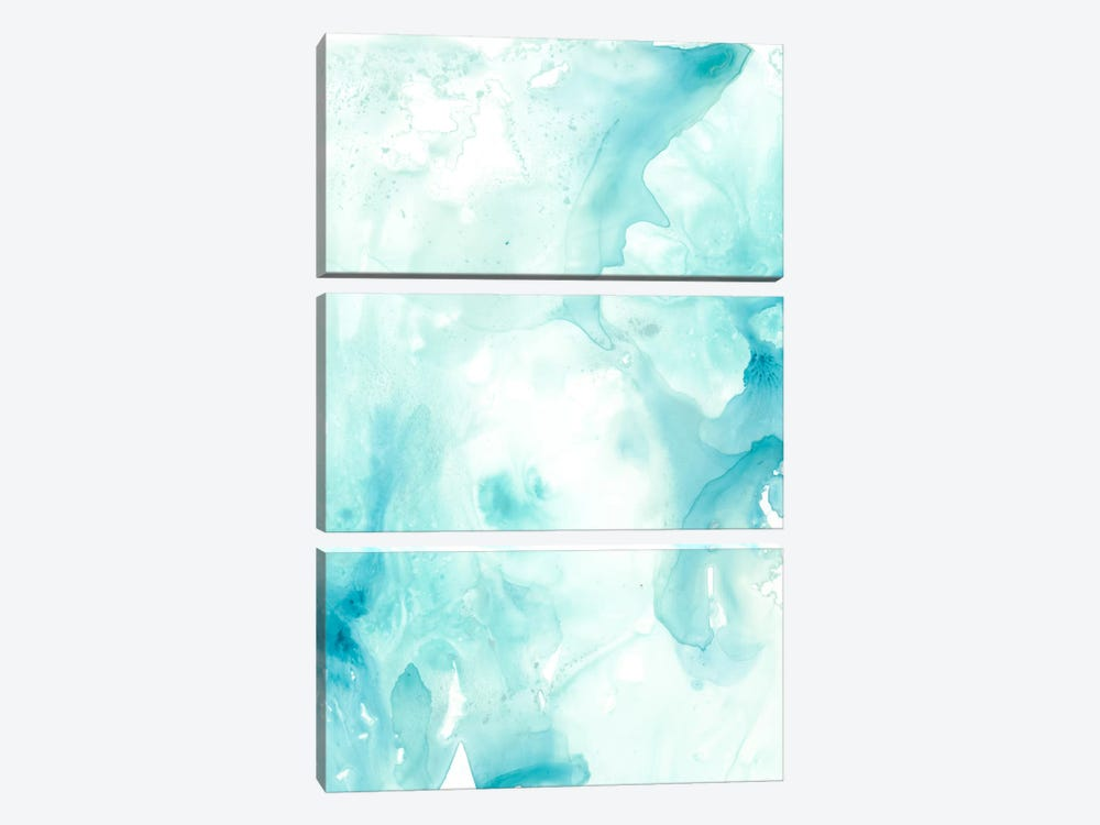 Emulsion I by June Erica Vess 3-piece Canvas Artwork