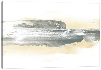 Neutral Geology III Canvas Art Print