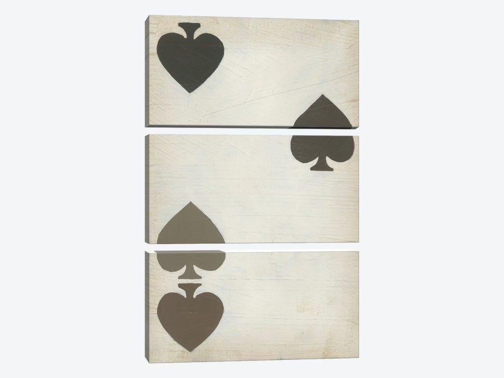 Fun & Games I by June Erica Vess 3-piece Canvas Artwork