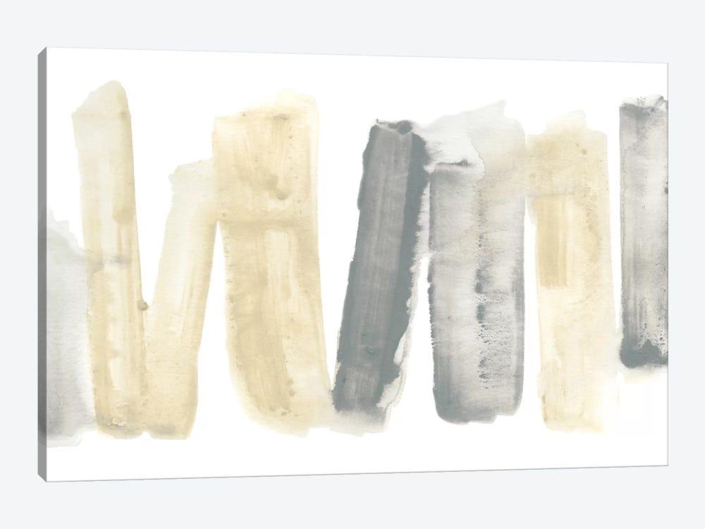 Neutral Sentry II by June Erica Vess 1-piece Canvas Artwork