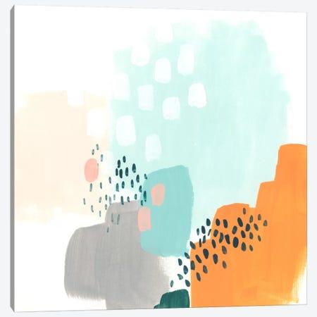 Precept III Canvas Print #JEV433} by June Erica Vess Canvas Print