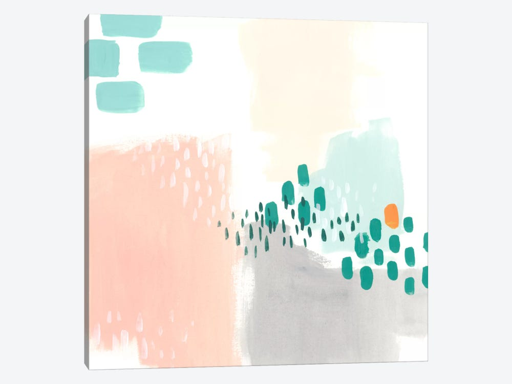 Precept IV by June Erica Vess 1-piece Canvas Artwork