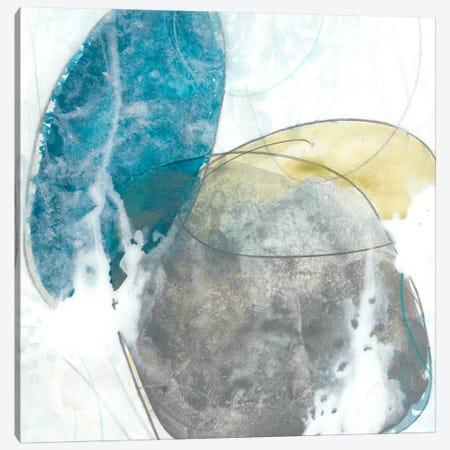 Stone Sweep II 3-Piece Canvas #JEV445} by June Erica Vess Art Print