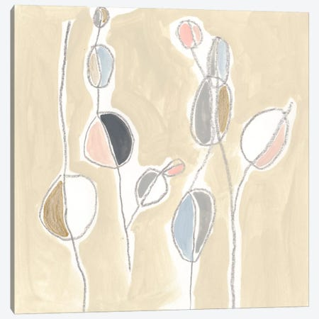 String Garden I Canvas Print #JEV448} by June Erica Vess Canvas Wall Art