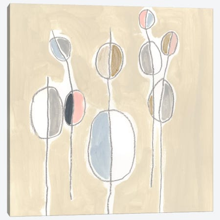 String Garden IV Canvas Print #JEV451} by June Erica Vess Canvas Print