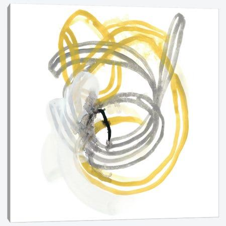 String Orbit I Canvas Print #JEV452} by June Erica Vess Art Print