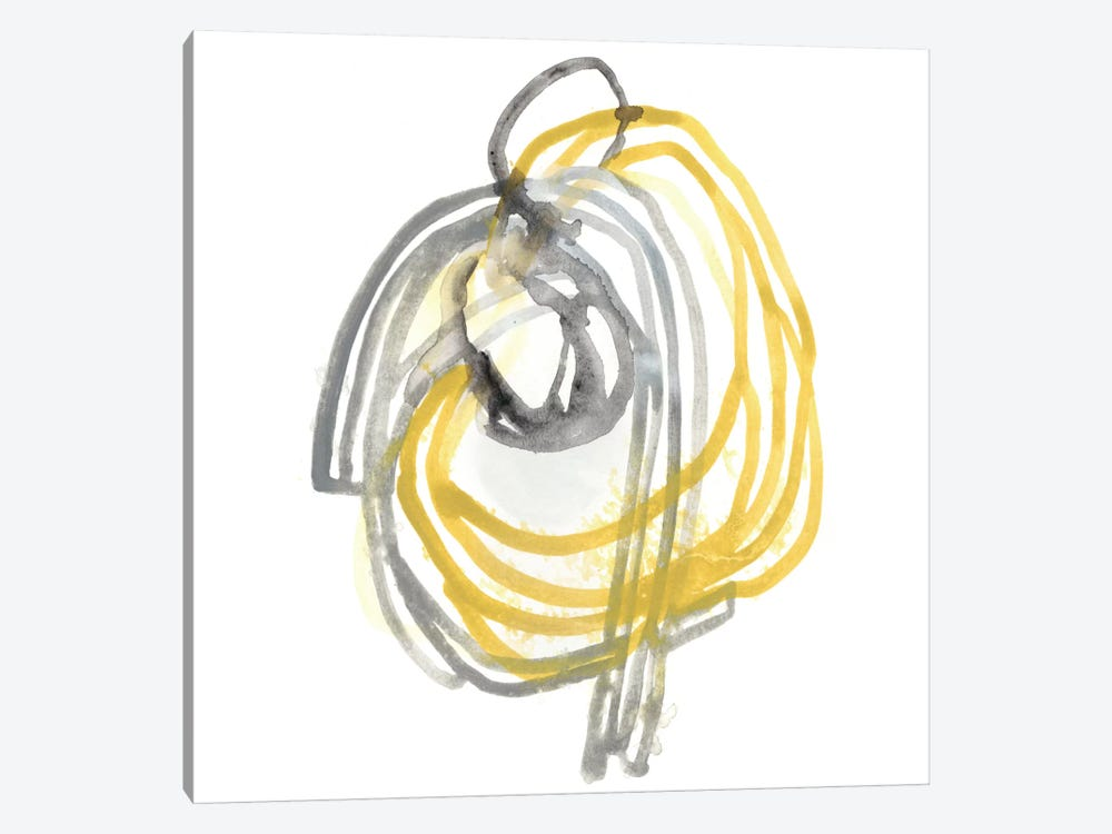 String Orbit II by June Erica Vess 1-piece Art Print