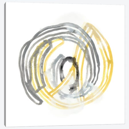 String Orbit III Canvas Print #JEV454} by June Erica Vess Canvas Art