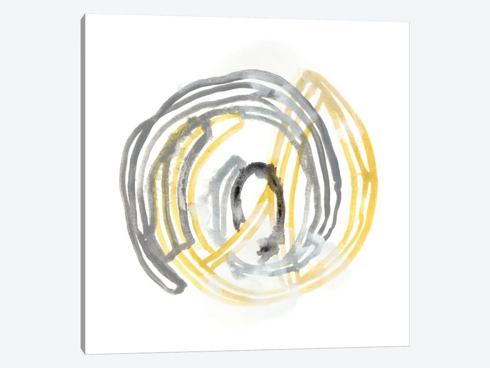 String Orbit III by June Erica Vess 1-piece Canvas Wall Art
