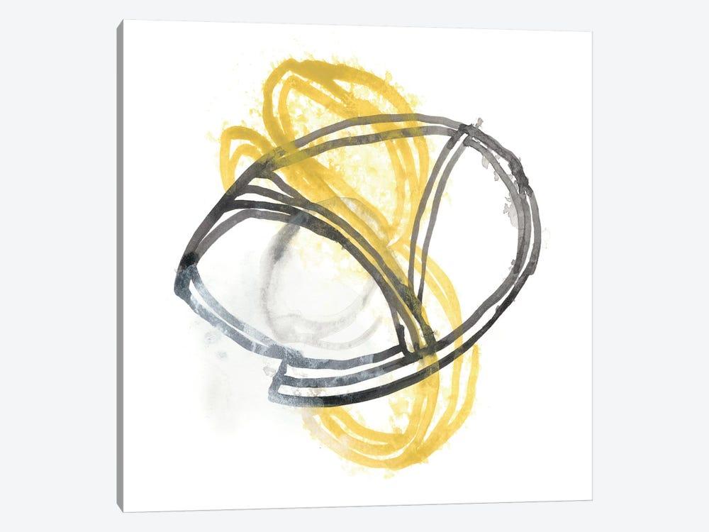 String Orbit VI by June Erica Vess 1-piece Canvas Art Print