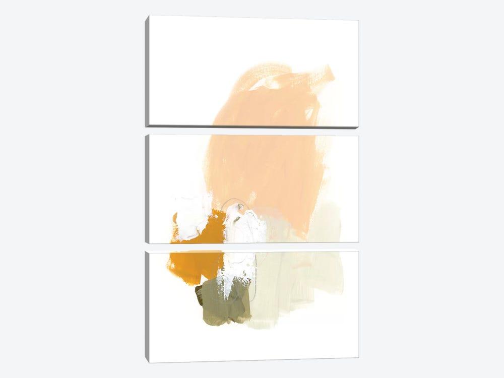 Understate II by June Erica Vess 3-piece Canvas Art Print