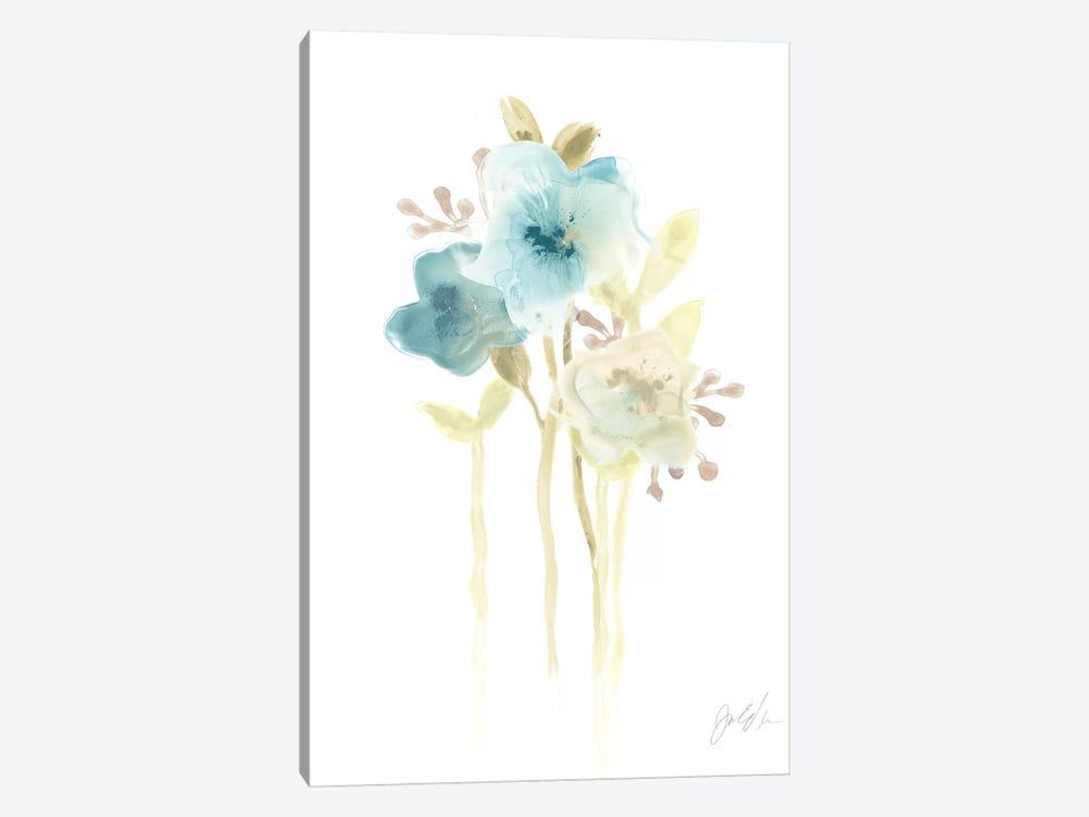 Bluebell II 1-piece Canvas Art Print
