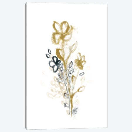 Bronze Spray I Canvas Print #JEV485} by June Erica Vess Art Print