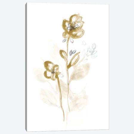 Bronze Spray III Canvas Print #JEV487} by June Erica Vess Art Print