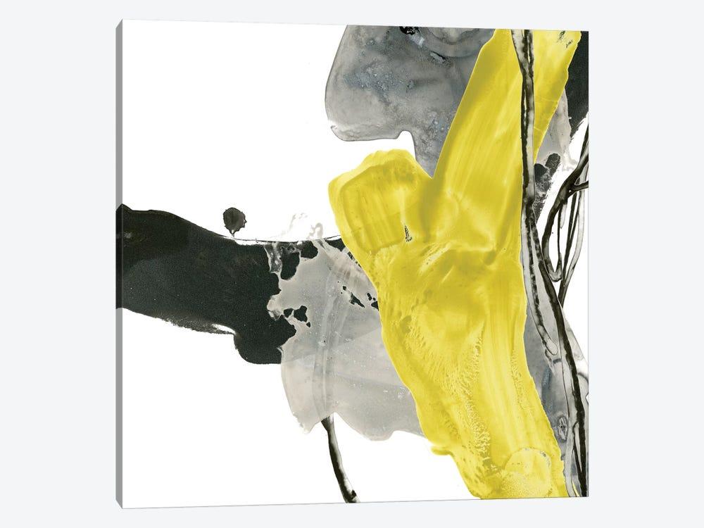 Citron Flux II by June Erica Vess 1-piece Art Print
