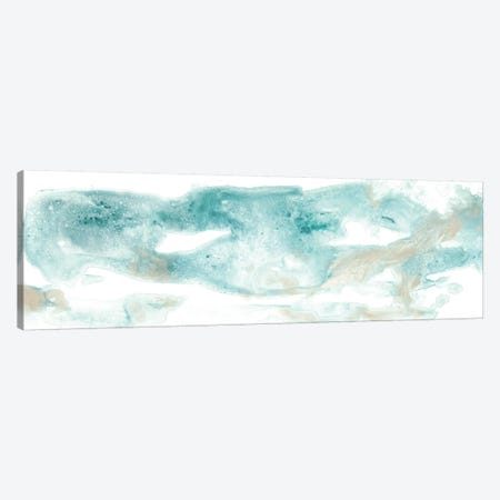 Coastal Inlet I Canvas Print #JEV496} by June Erica Vess Canvas Wall Art