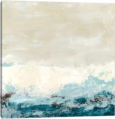 Coastal Currents II Canvas Print #JEV4