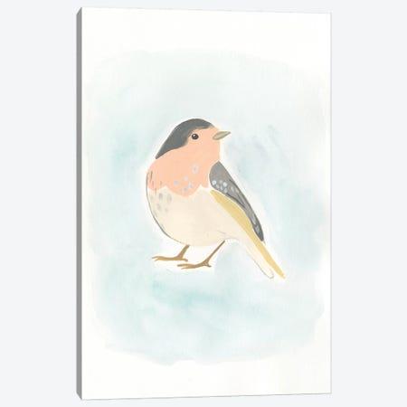 Dapper Bird III Canvas Print #JEV500} by June Erica Vess Canvas Art Print