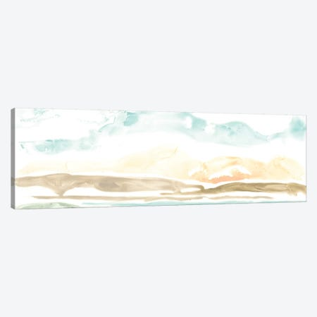 Daybreak at Sea I Canvas Print #JEV502} by June Erica Vess Canvas Print