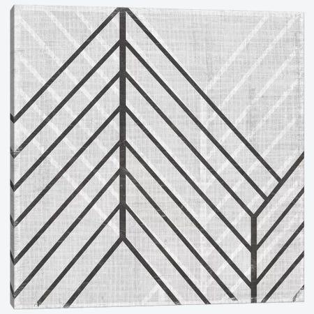 Diametric V Canvas Print #JEV508} by June Erica Vess Canvas Print