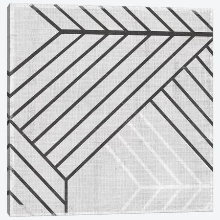 Diametric VI Canvas Print #JEV509} by June Erica Vess Canvas Print