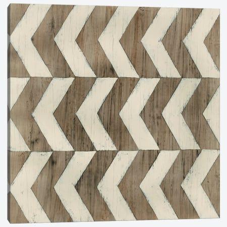 Driftwood Geometry III 3-Piece Canvas #JEV512} by June Erica Vess Canvas Art