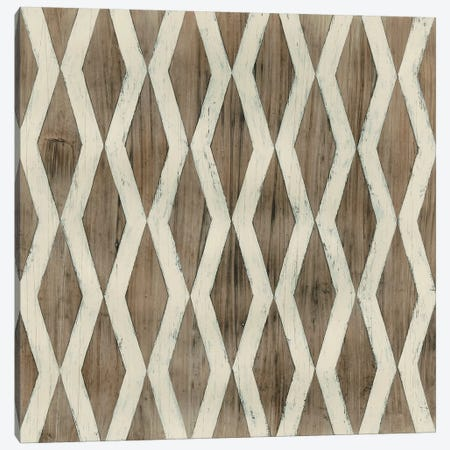 Driftwood Geometry VIII Canvas Print #JEV518} by June Erica Vess Canvas Wall Art