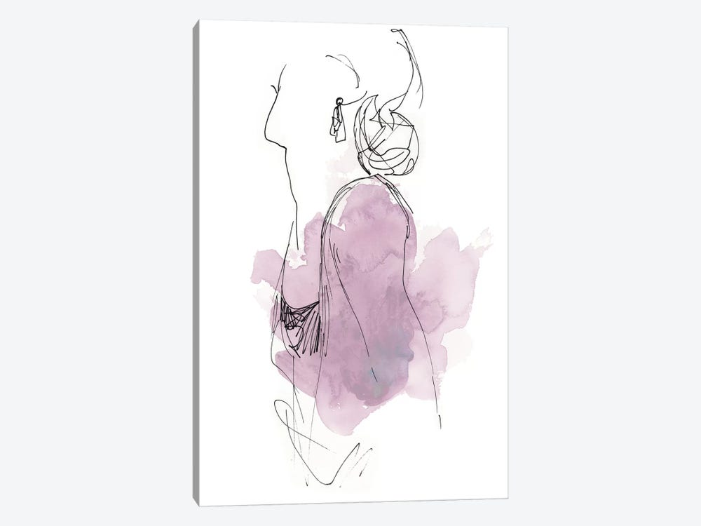 Fashion Splash I by June Erica Vess 1-piece Art Print