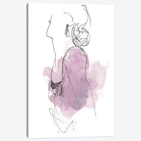 Fashion Splash I Canvas Print #JEV525} by June Erica Vess Canvas Wall Art