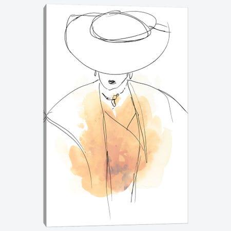 Fashion Splash III Canvas Print #JEV527} by June Erica Vess Canvas Artwork
