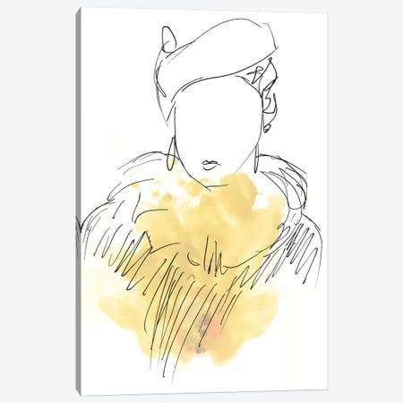 Fashion Splash VI Canvas Print #JEV530} by June Erica Vess Canvas Wall Art