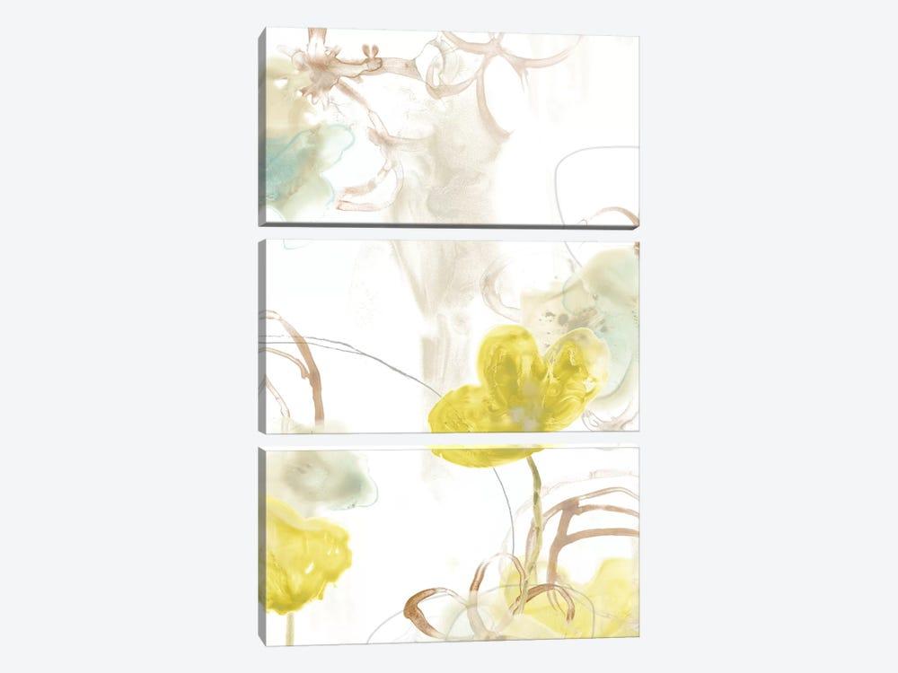 Floral Arc I by June Erica Vess 3-piece Canvas Art